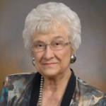 Mary Ann Blackledge Nebraska Press WomenHall of Fame 2016